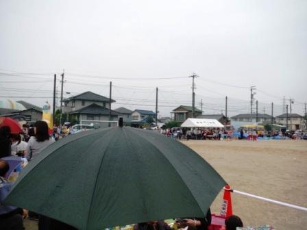 幼稚園運動会20133