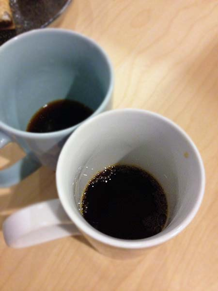 ゾウのコーヒー3