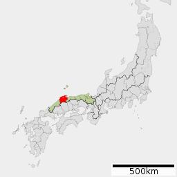 256px-地図_令制国_出雲国.svg