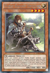 Noble Knight Drystan