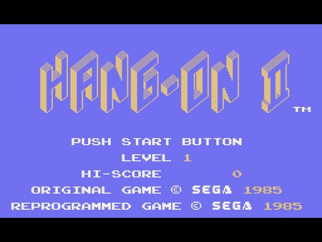 ハングオン2000