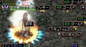 天の栄光NX