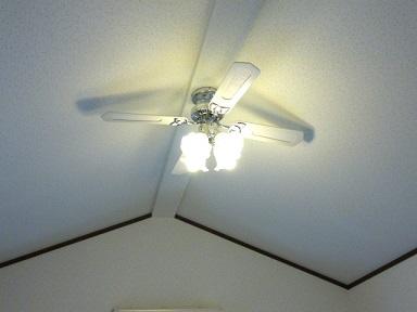 洋室 空調ファン