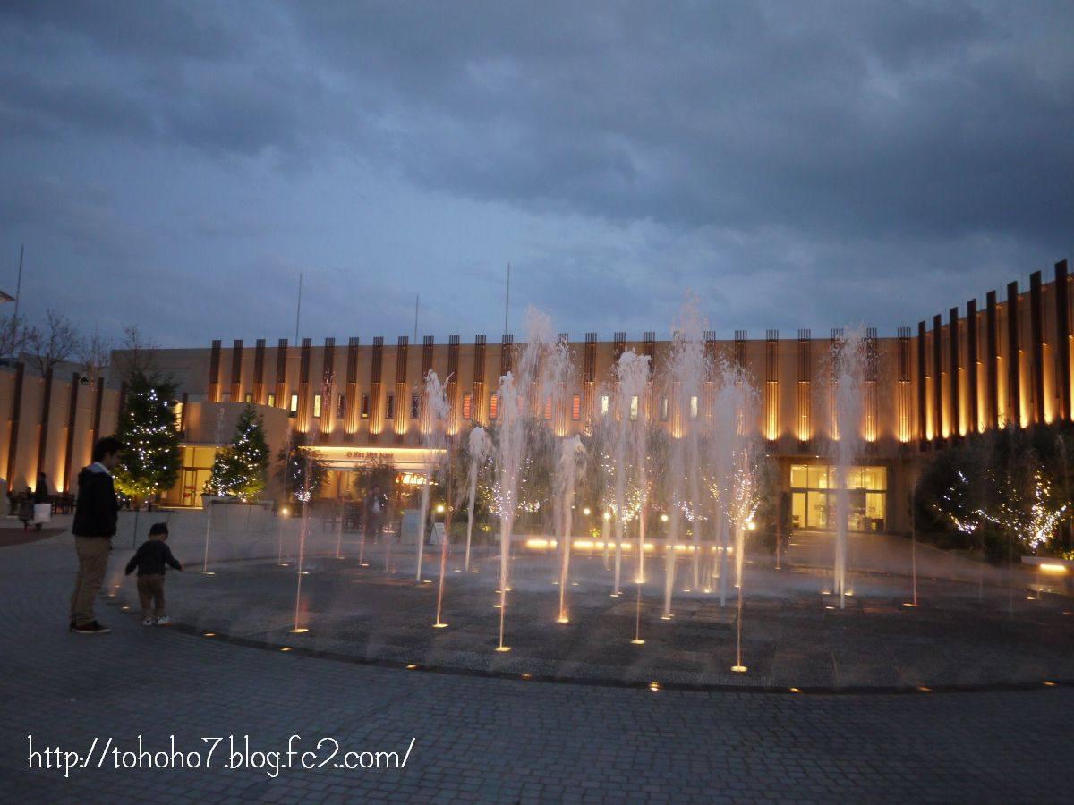 西宮ガーデンズ噴水