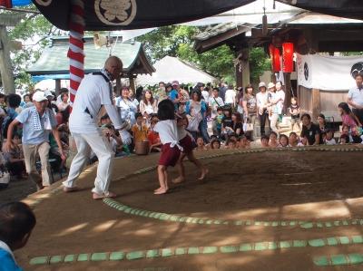 相撲大会130714