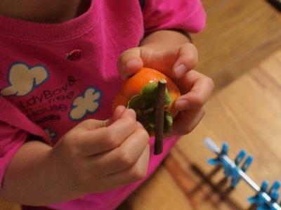 干し柿つくり 1310122