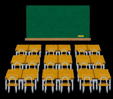 学校の教室131106