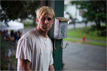 the plece beyond the pines
