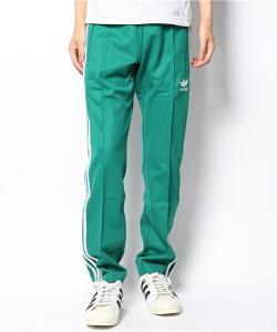 ジャージ下緑