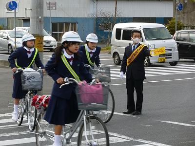 自転車指導1