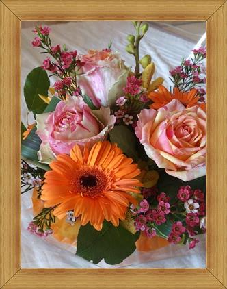 お花送別会