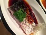 草魚の黒酢ソース