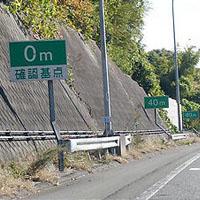 車間距離確認看板