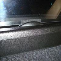 車内の騒音対策