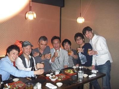 セクシュアリティ勉強会東京の部懇親会
