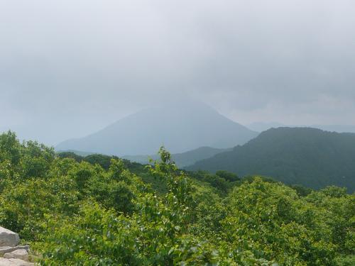 恵庭岳方面は…