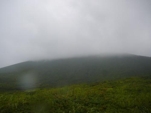結局、溶岩ドームは見えなかった