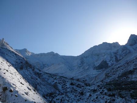 冬山へようこそ!