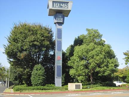堤工場 時計塔