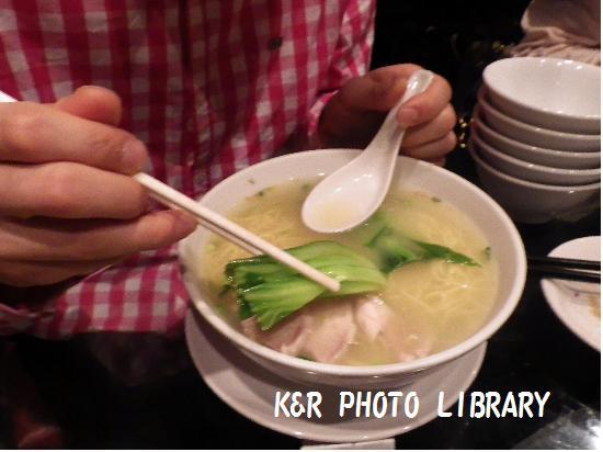 鶏白湯麺(トリパイタンメン)