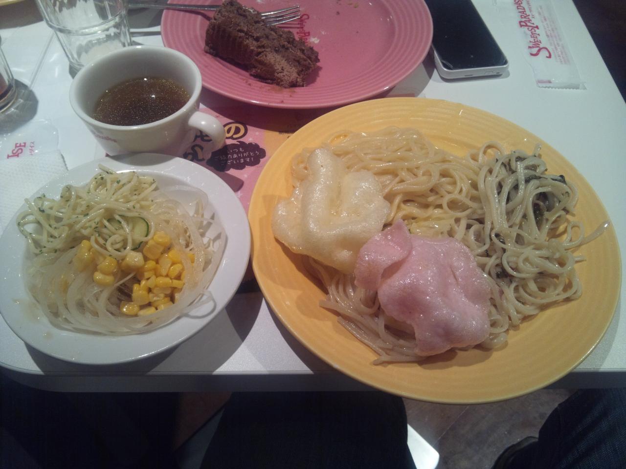 スイーツパラダイス渋谷パルコ店(良理)