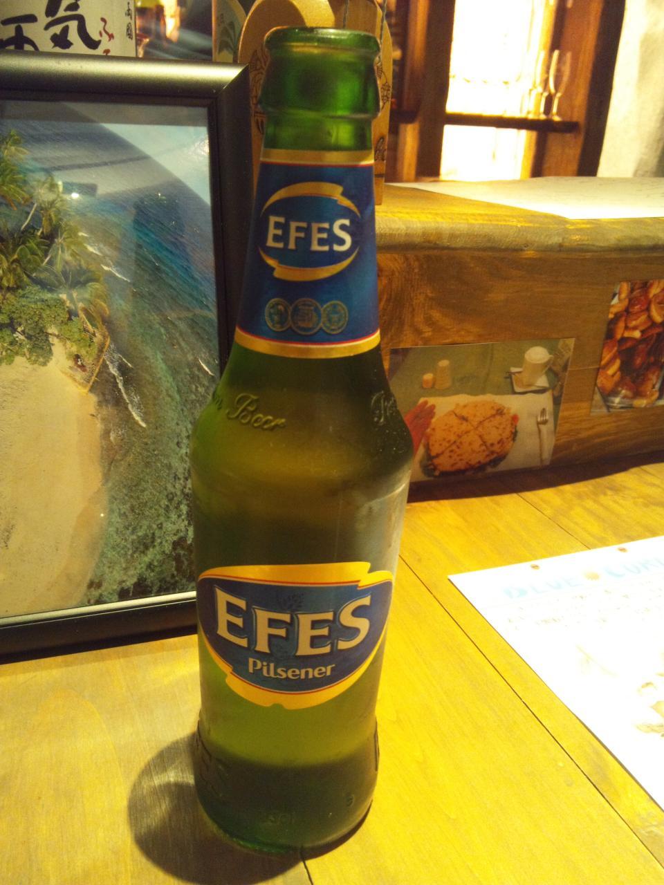 地球探検隊旅するカフェバー(EFES)