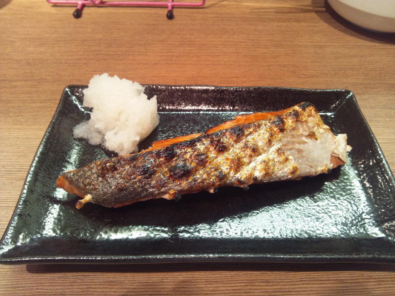 えぞや六角橋店(鮭)