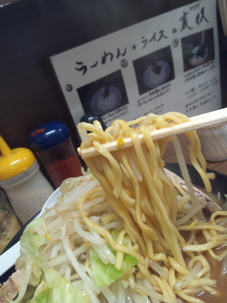 横浜家系侍渋谷店(侍王)