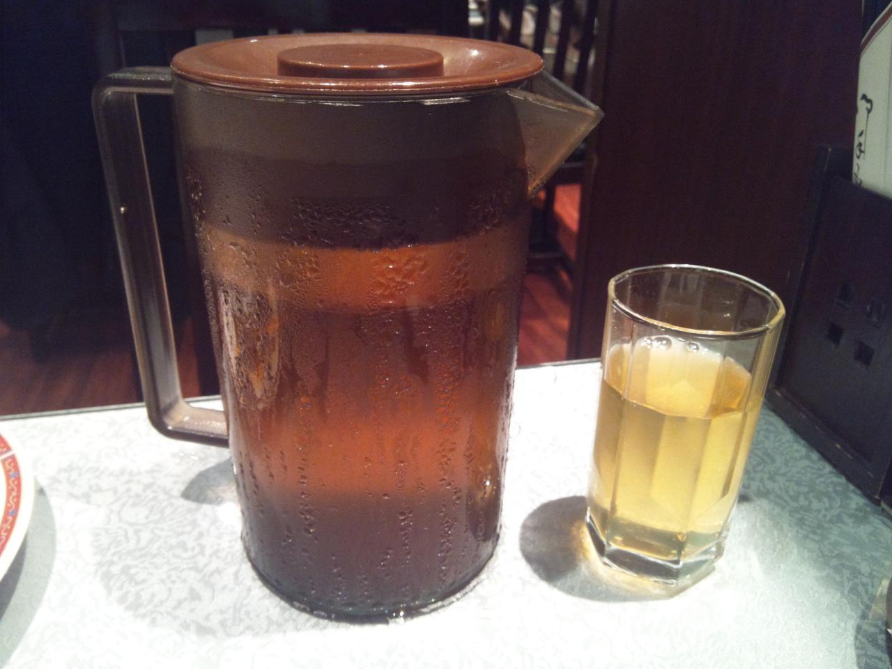 新味園(お茶)