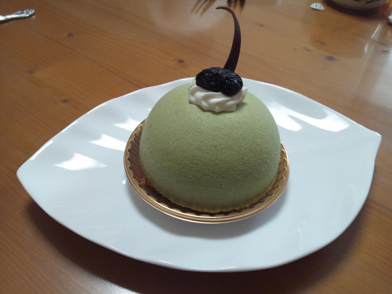 パティスリーアノー宿河原店(ガトー茶)