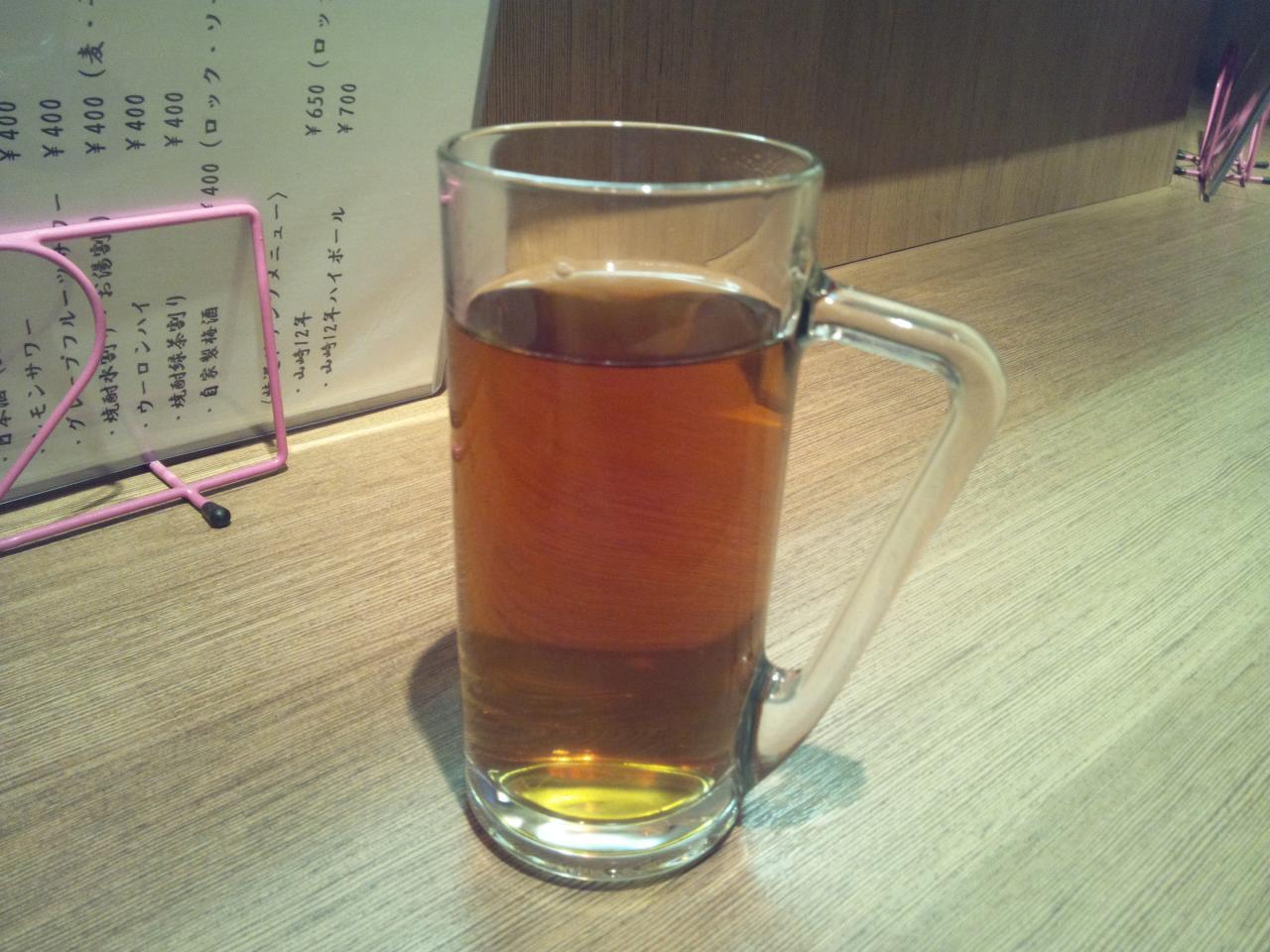 えぞや六角橋店(お茶)