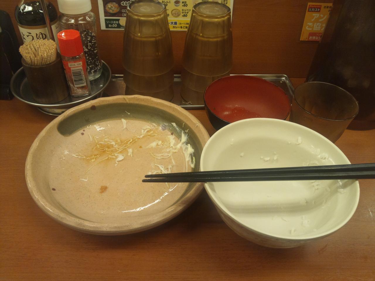 クイックレストランSガスト神田神保町店(大から揚げ定食)