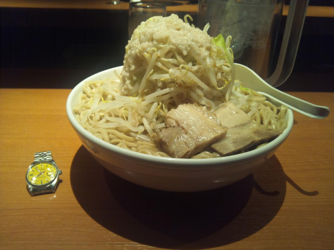 麺屋轟(八盛)