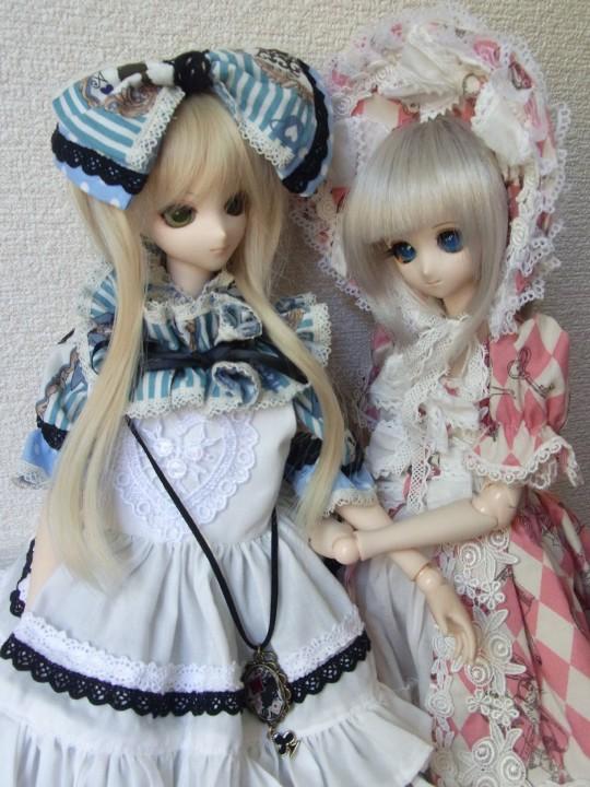 神奈 アリス服05