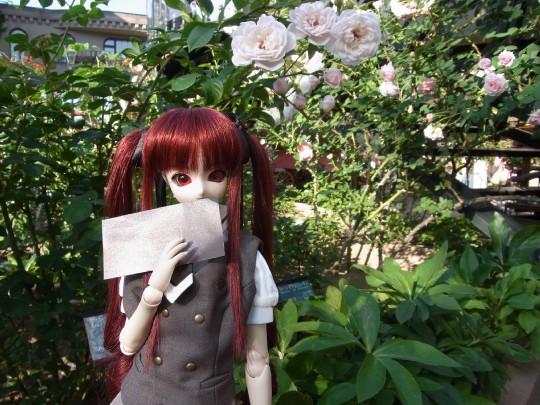 ミカヅキ 白い恋人パーク09