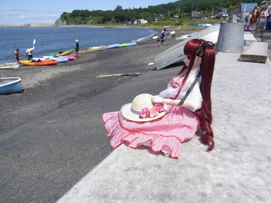 塩谷海水浴場19