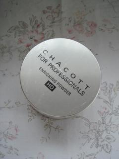chacott face powder