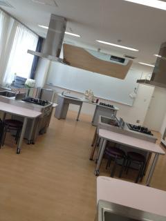 子供料理教室(調理室)