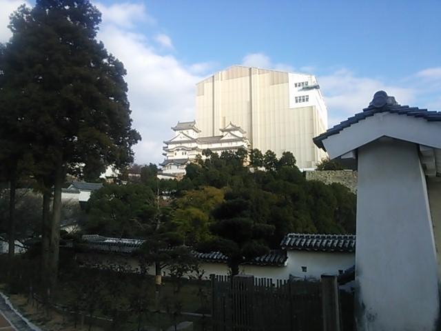 131204 姫路城⑤