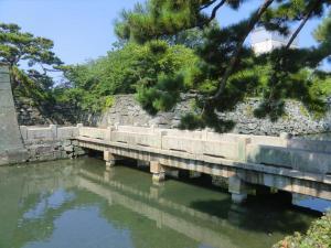 徳島城下乗橋