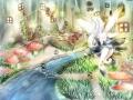 益永妖精の村 縮小