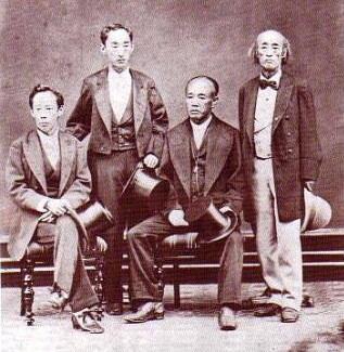 高須四兄弟