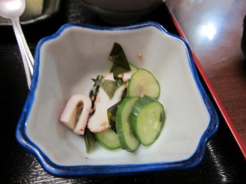 小鉢(酢の物)