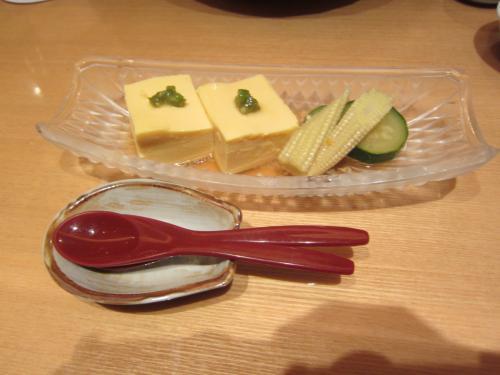 コーチン玉子豆腐