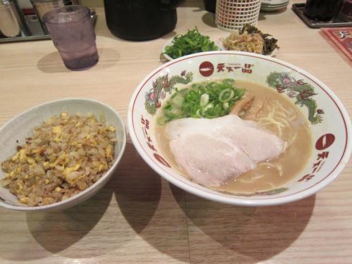 炒飯ランチ ¥850  炒飯(小)