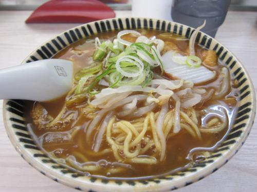 カレー中華 ¥500