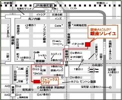 作品展地図