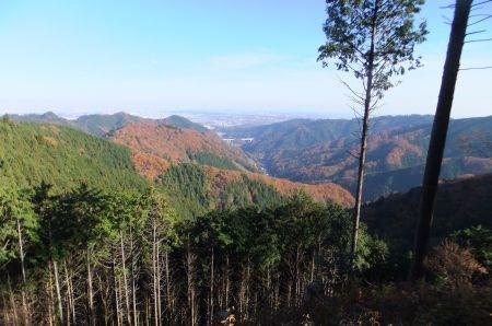 景信山からの眺め1
