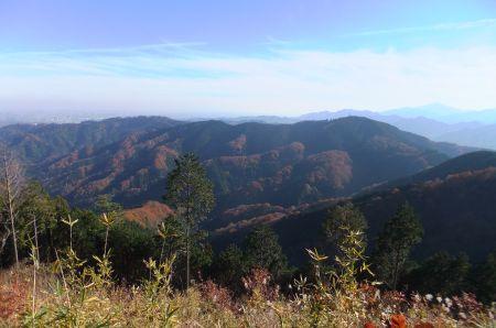 景信山からの眺め2
