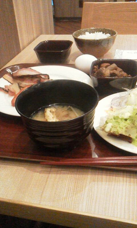 20141126朝食
